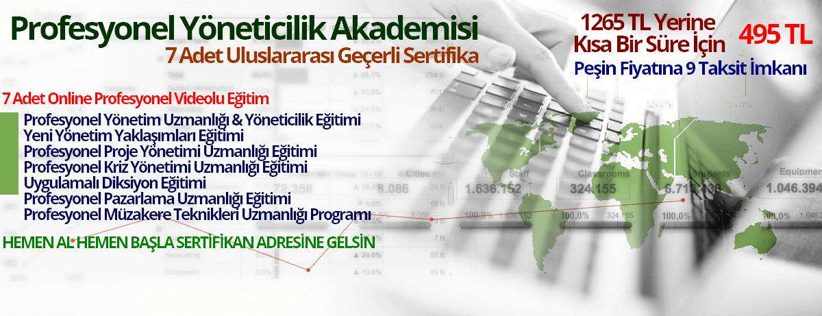Yöneticilik Eğitimi  Online Egitim Merkezi y  neticilik egitimi istanbul