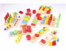Montessori Araçları