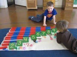 Montessori Eğitim Seti
