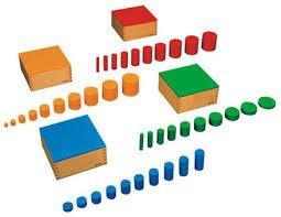 Montessori Materyal