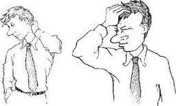 Vücut Dili Kafa Kaşımak