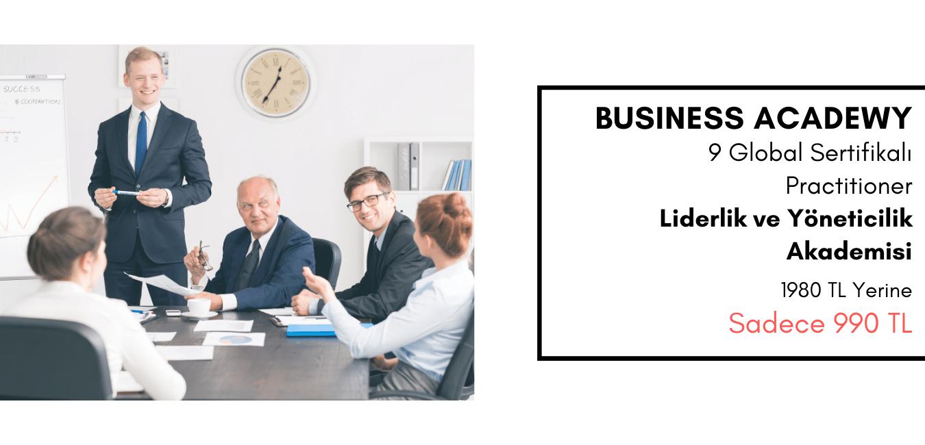 Business-Acadewy Eğitimi